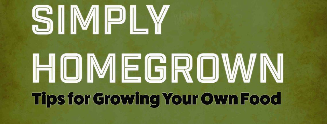 Simply Homegrown [eBook]