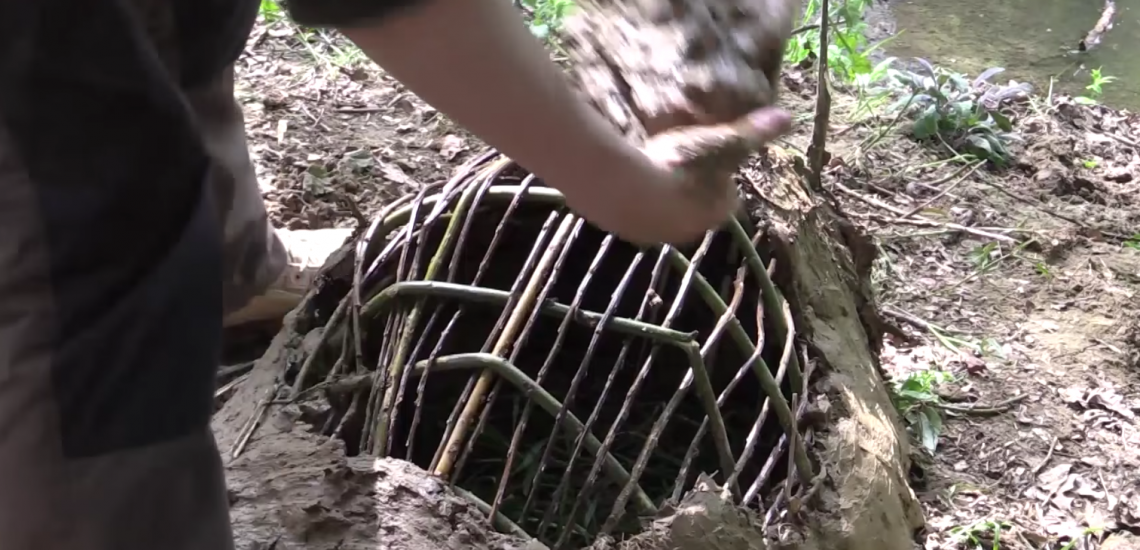 How To Make A Primitive Earth Oven
