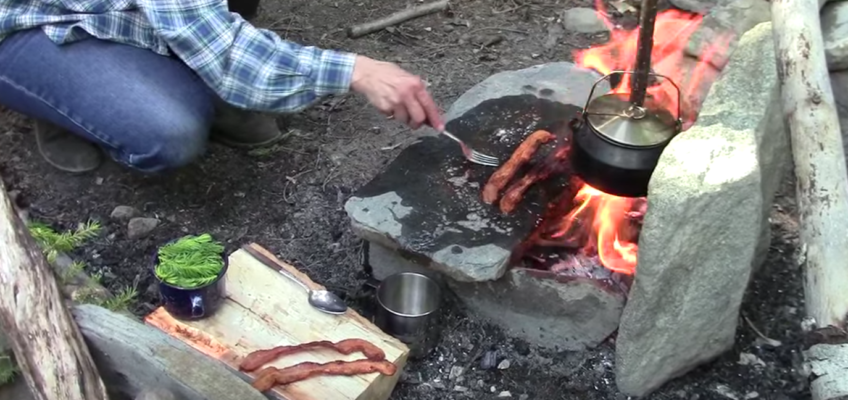 Survival Wilderness Cooking