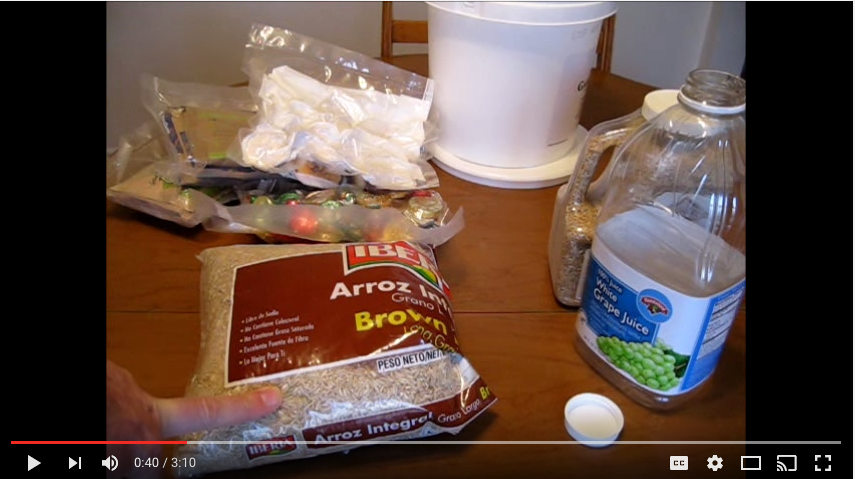 Budget DIY Survival Food Storage