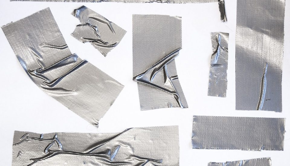 10 Ways to Use Duct Tape for Survival