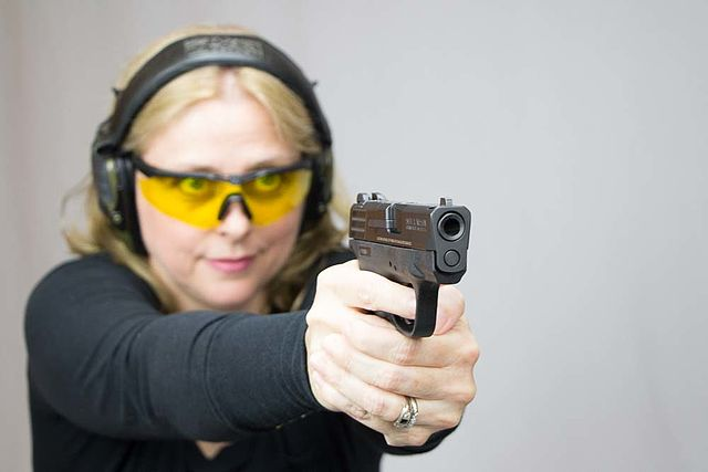Concealed Carry Basics for Women