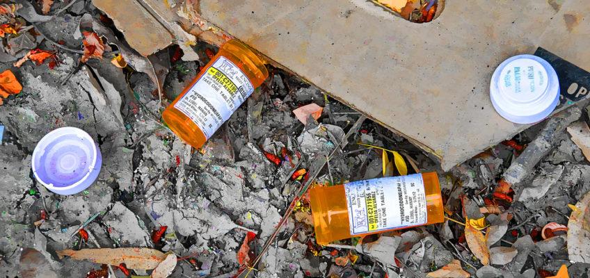 4 Uses for Old Medicine Bottles