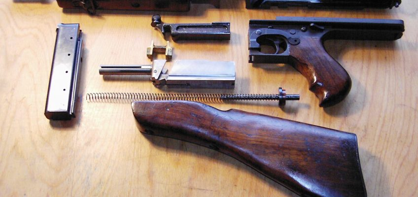 Firearm Maintenance Basics