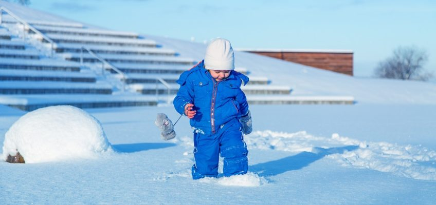 Cold Weather Considerations for Young Children