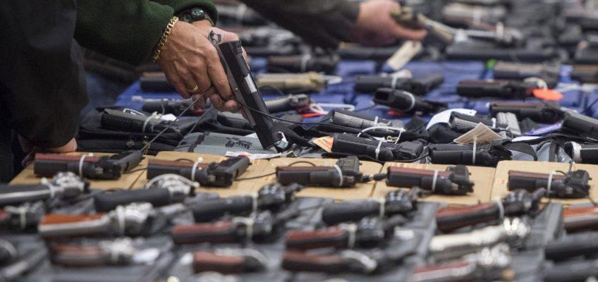 Prepping for a Gun Ban?