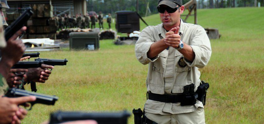 Basic Pistol Marksmanship