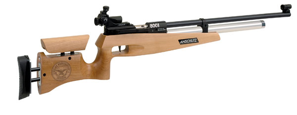 Benefits of Air Rifles