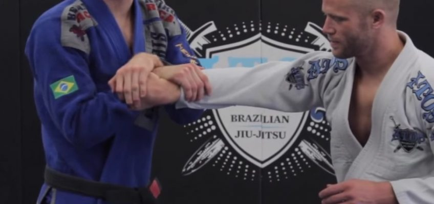 Defensive Wrist Locks (Video)