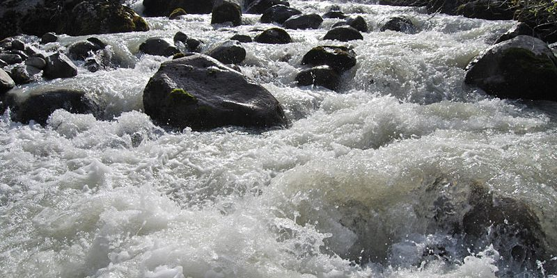Tips for Crossing a River in the Wild