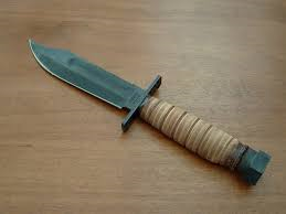 Considerations for a Survival Knife