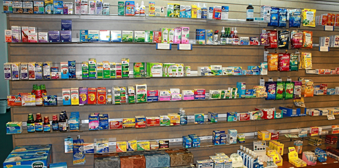 Over the Counter Medicine You Should Store