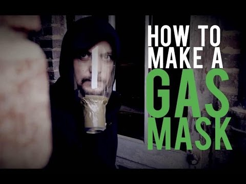 DIY Homemade Gas Mask