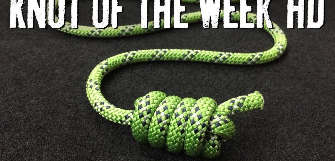Rope Throw Knot (Video)