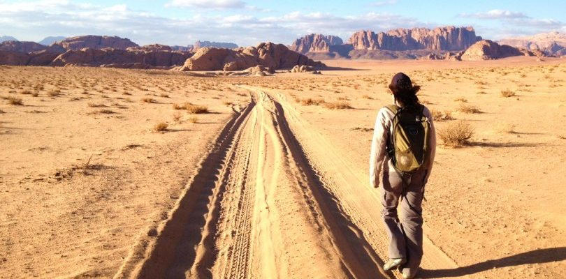 Tips for Desert Survival