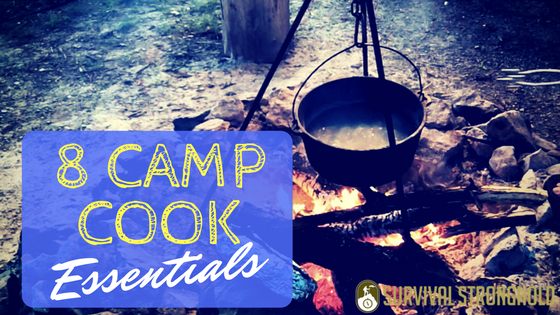 8 Camp Cooking Essentials