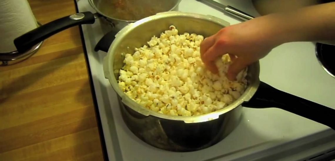 How to Pop Popcorn Without A Microwave
