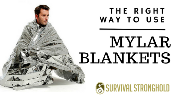 The Right Way to Use a Mylar Blanket