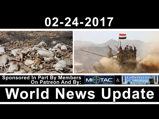 World News Update (Video)