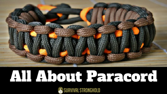 How Many Ways Can You Use Paracord?