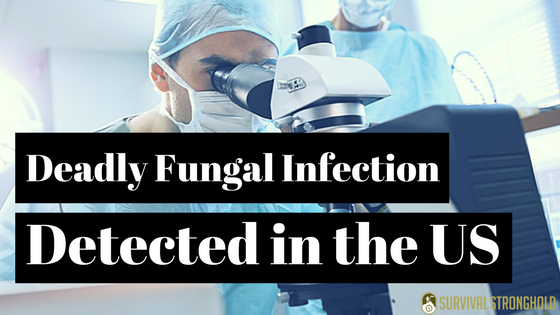 Survival News: Deadly Fungal Infection Detected in US