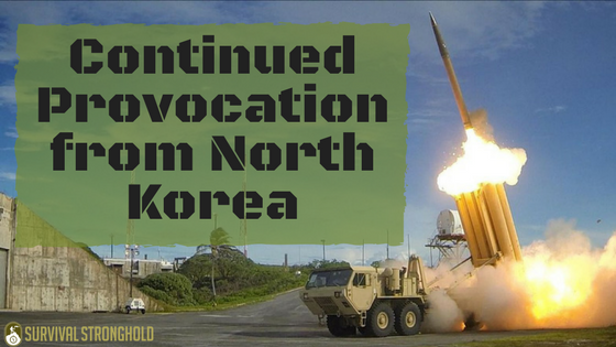 Survival News: Expansion of US' Missile Defense System in South Korea