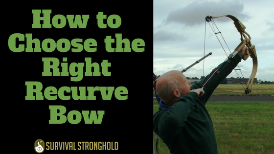How to Choose the Right Recurve Bow