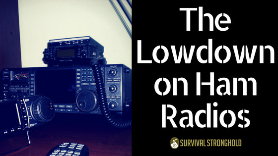 The Lowdown on Ham Radios