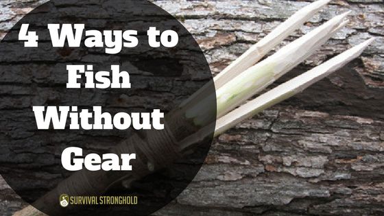 4 Ways to Fish Without Gear