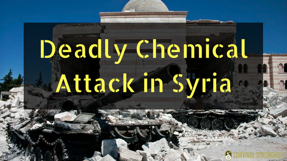 Survival News: Chemical Attack in Syria
