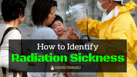How to Recognize Radiation Sickness