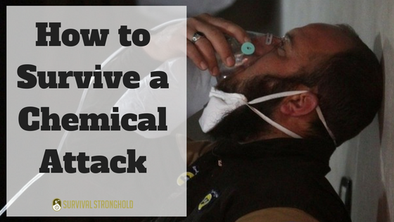 Basic Tips to Survive a Chemical Attack