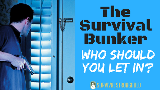 Survival Bunker: Who Should You Let In?