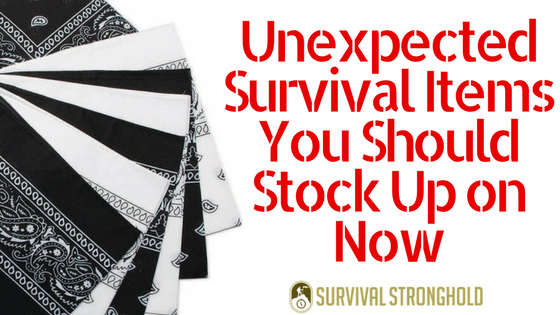 Unexpected Survival Items You Should Stock Up on Now