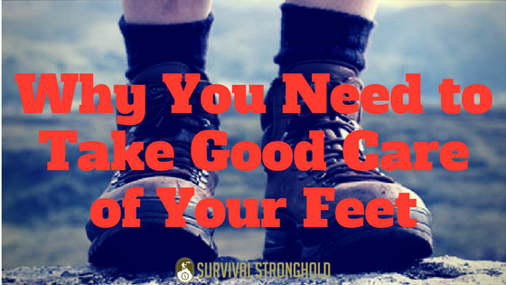 Why You Need to Take Care of Your Feet