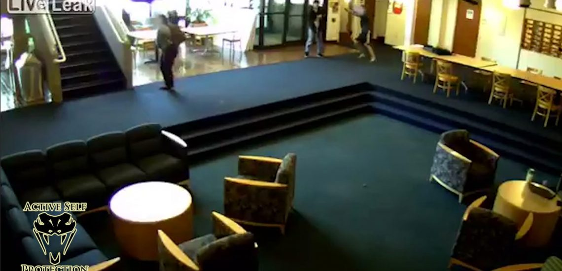 Brave Student Stops Active Shooter (Video)