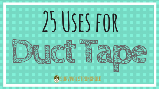 The Many Amazing Uses of Duct Tape (Infographic)