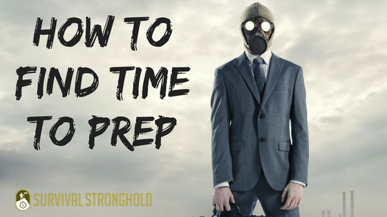 How to Find Time to Prep