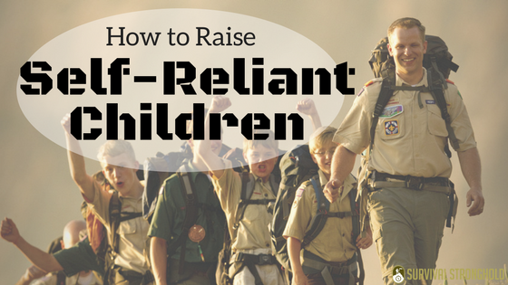 How to Raise More Sufficient Children