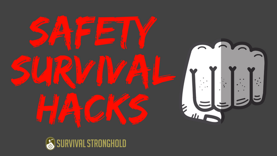 Safety Survival Hacks (Infographic)