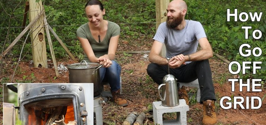 Planning an Off-Grid Weekend for Survival (Video)
