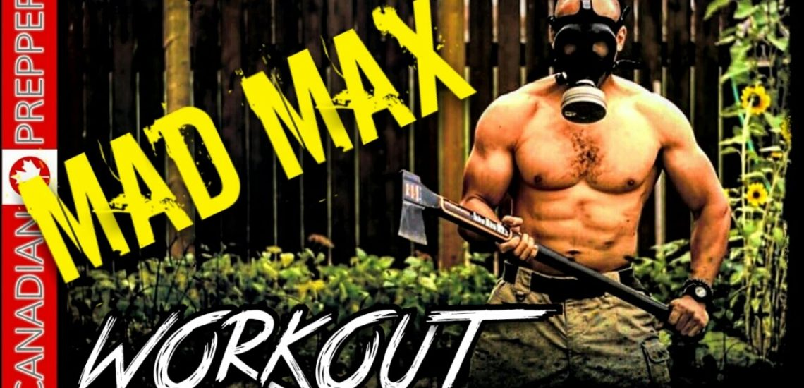 Mad Max Apocalyptic Workout: Top 10 Exercises (Video)