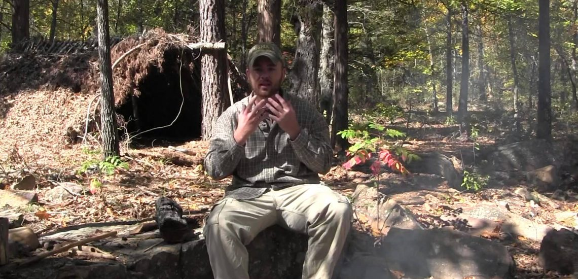 Bushcraft Hygiene: Smoke Baths (Video)