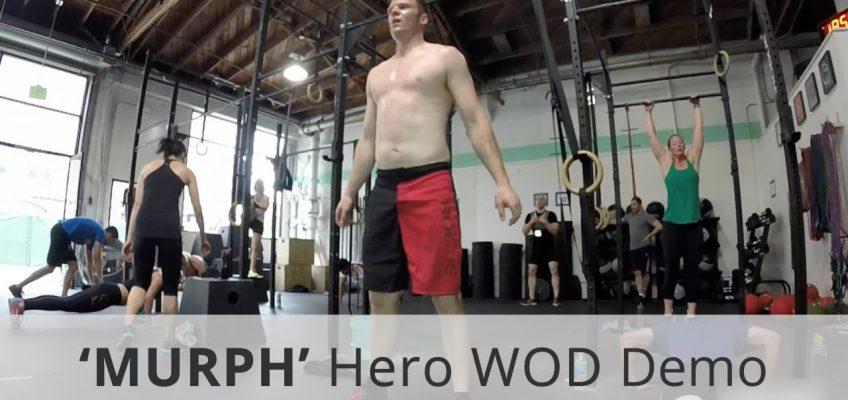 """""""Murph CrossFit"""" Challenge for Memorial Day (Video)"""