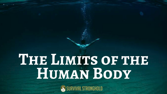 The Limits of the Human Body (Infographic)