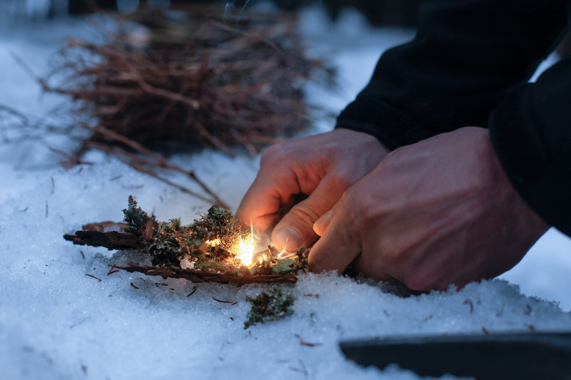 4 Ways to Start a Fire You've Never Heard of